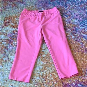 Women's Capri Dress pants.